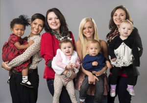 Cast of Teen Mom